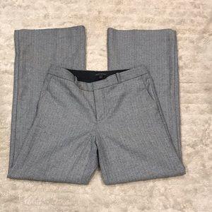 Banana Republic wide-leg wool pants Size 8